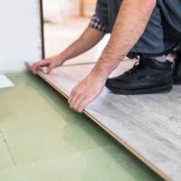 Flooring Service Call