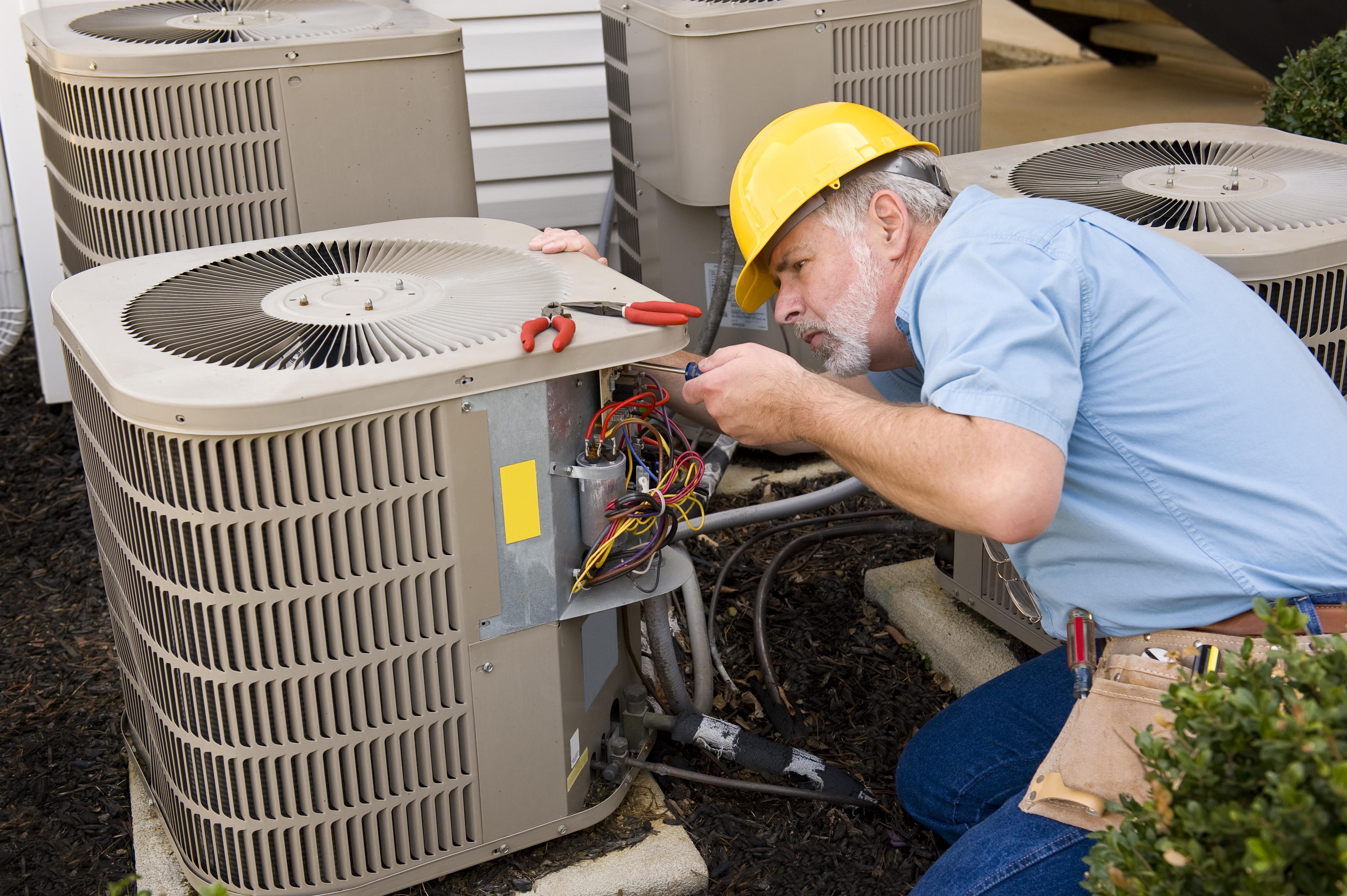 ERV Energy Recovery Ventilation Service Call