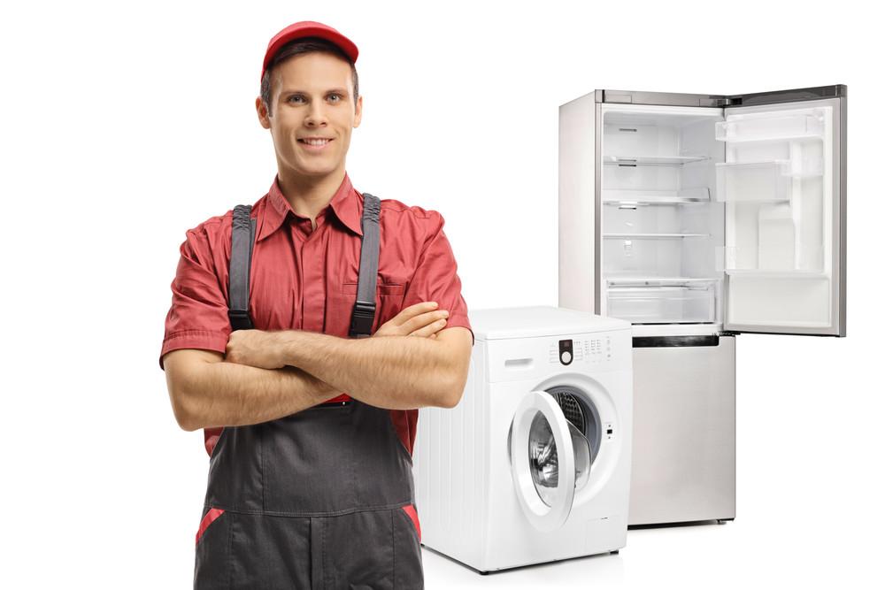 Refrigerator Installation