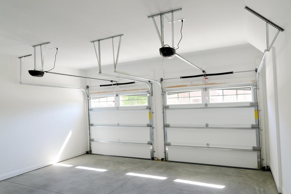 Garage Door Motor Installation - Repair