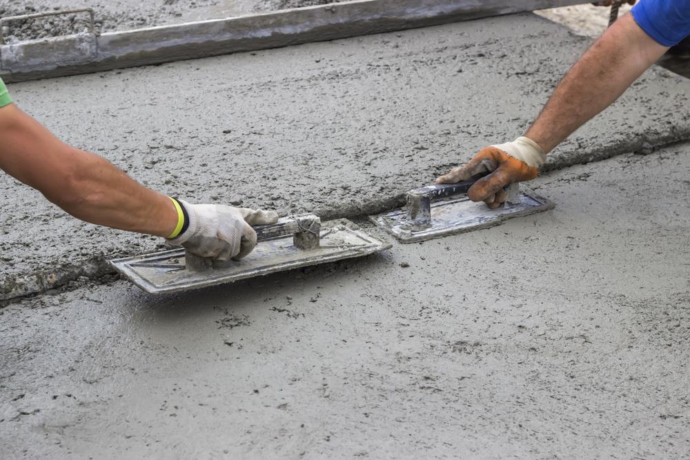 Pattern Concrete Paving