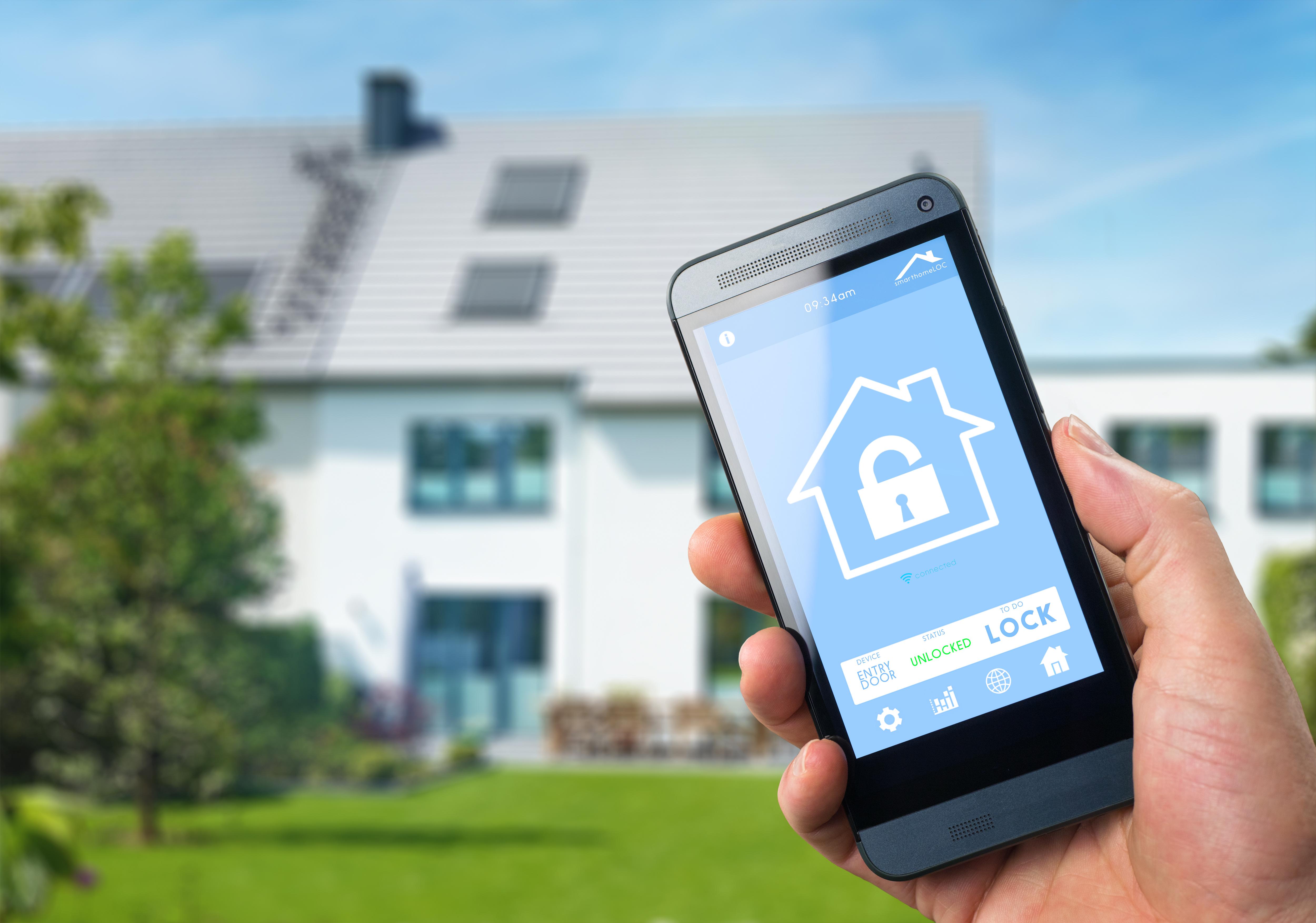 Smart Security Installation