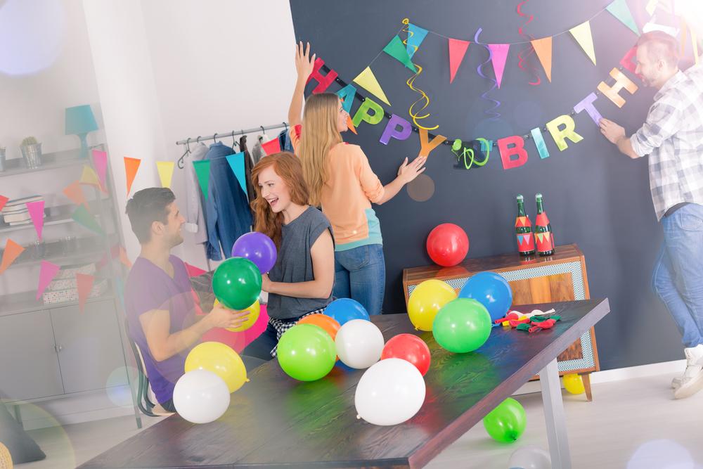 Birthday Party Help
