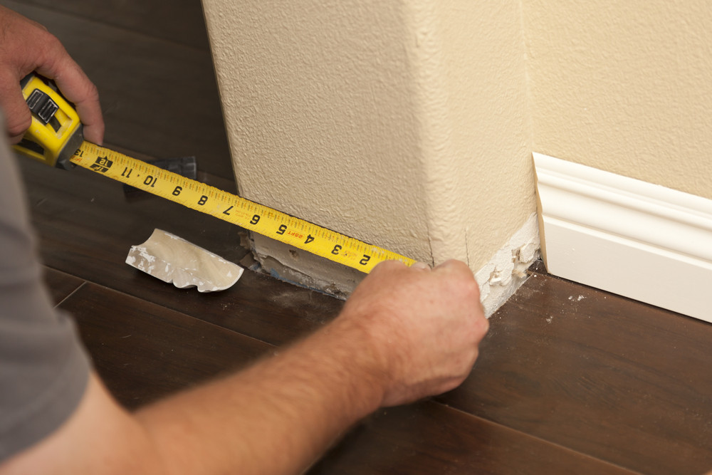 Baseboard, Molding and Trim Installation