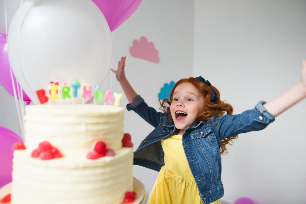 Birthday Cake Orders